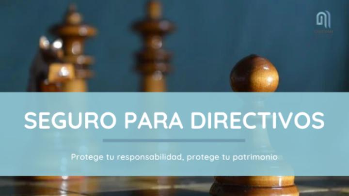 Seguro Responsabilidad Civil Directivos